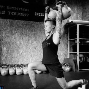 Crossfit Bink36 Trainer Stacey Cosse