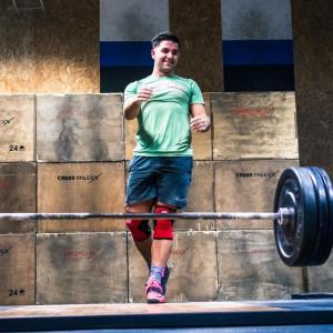 Crossfit Bink36 Trainer Emrah Kaya