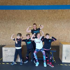Crossfit Bink36 Trainer Samantha van Kerkwijk