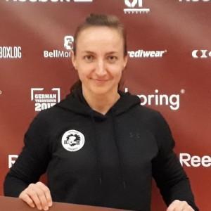 Crossfit Bink36 Trainer Sophie Matthijs