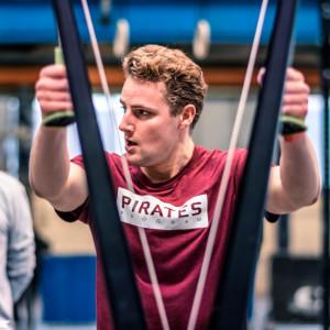 Crossfit Bink36 Trainer Wouter de Rijk